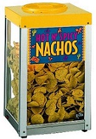 nacho cheese machine rentals